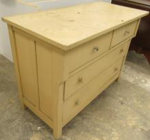 Victorian Painted Carved Bed and Dresser, All Responsibility for Shipping will be the Successful Bidder. You must arrange for pickup directly or by a shipper within 7 days after sale.
