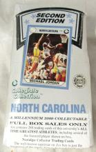 2000 North Carolina Wax Box