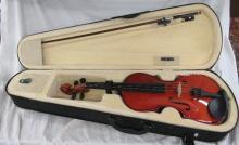 Violin with Case, 22