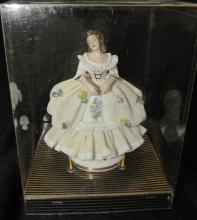 Dresden Figurine Germany US Zone, MIB, 4 1/2