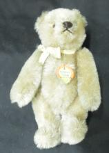 Steiff Original Teddy Bear, Tag and Button, 6