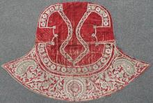 Saddlecloth, Ottoman Empire, antique, circa 1800.