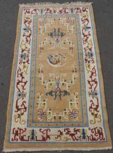 Tibet / Nepal rug.