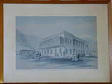 The Residence of Lieutenant Governor of Hong Kong, 1846