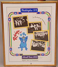 GEORGE RODRIGUE (AMERICAN, b. 1944) Mardi Gras