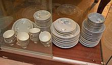Set modern chinaware,
