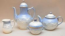 B & G Tea Set