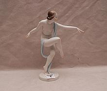 Herend ballerina, 8