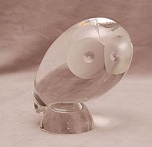 Steuben owl, 5