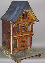 Litho toy dollhouse