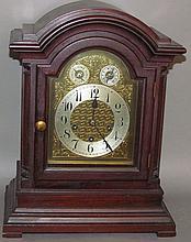 Junghans Clock Co., Germany chiming shelf clock