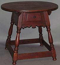 Stephen van Ormer tavern table
