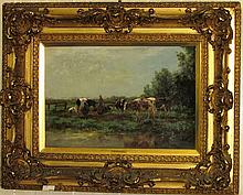 Groenwegen landscape painting