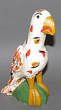 Jonathan Bastian carved eaglet