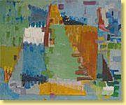 Mig Quinet (1906-2001) École belge Huile sur