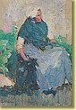 Émile Jean Joseph Patoux (1893-1985) École belg
