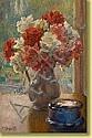 Fernand Gaudfroy (1885-1964) École belge Huile sur