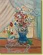 Mig Quinet (1906-2001) École belgeHuile sur toile:, Mig Quinet, Click for value
