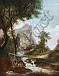 ECOLE ANGLAISE du XVIIIe siécle