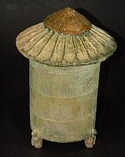 Chinese Antique Food Container - Han Dynasty