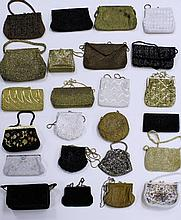 Large Lot of 24 Purses