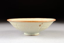 A KOREAN CELADON GLAZED BOWL,