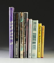 A COLLECTION OF EIGHT BOOKS, AMERICAN 20TH CENTURY VOCALIST,