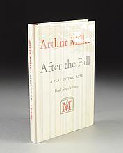 ARTHUR MILLER (1915-2005) A BOOK,