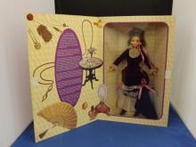 Victorian Lady Barbie in Box