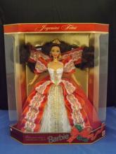 Joyeuses Fetes Holiday Barbie in Box
