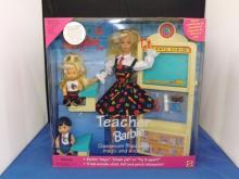 Teacher Barbie in Box