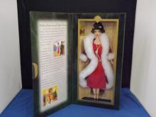 Hallmark Holiday Voyage Barbie in Box