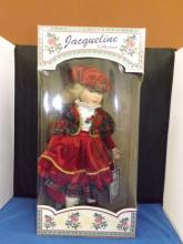 Jacqueline Collection Doll