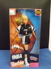 NBA Barbie - San Antonio Spurs