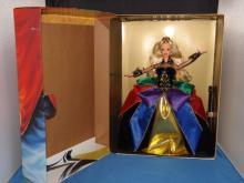 Midnight Princess Barbie in Box