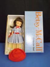 Betsy McCall Sails a Boat Doll