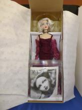 Ashton Drake Gene Fashion Doll - Unforgettable