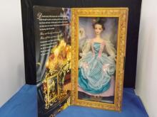 Fair Valentine Barbie in Box