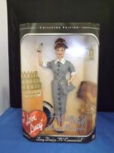 I Love Lucy - TV Commercial Doll in Box
