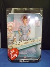 I Love Lucy - Chocolate Factory Doll in Box