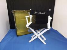 Ashton Drake Gene Fashion Doll - Directors Chair