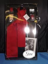 Ashton Drake Gene Doll Costume - Ransom in Red