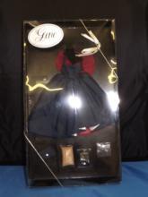 Ashton Drake Gene Doll Costume - Pink Lightning