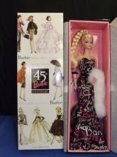 45th Anniversary Fashion Model Barbie Doll