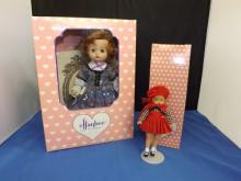 Effanbee Little Women-Jo & Wee Patsy Doll