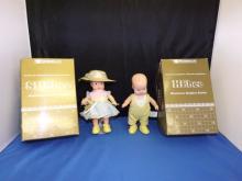 Horsman Hebee & Shebee Dolls