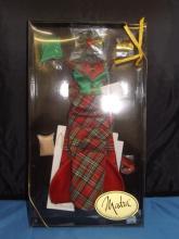 Ashton Drake Madra Doll Costume - Highland Fling