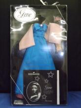 Ashton Drake Gene Doll Costume - Blue Evening