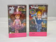 The Wizard of Oz Barbie - Kelly & Tommy Munchkins