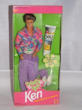 Totally Hair Ken Doll